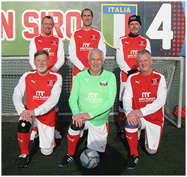 Fleetwood Town Flyers at Liverpool CFA League Feb 17