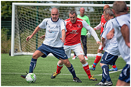 Fleetwood Town Flyers Qualify For Lancashire League Finals. Walking Football
